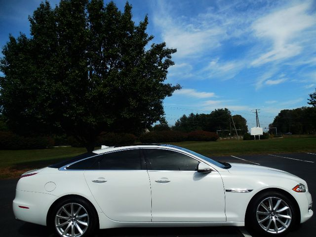 2013 Jaguar XJ Leesburg, Virginia 7