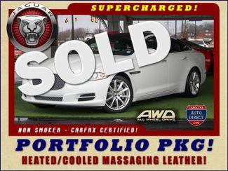 2013 Jaguar XJ AWD - PORTFOLIO PKG! Mooresville , NC