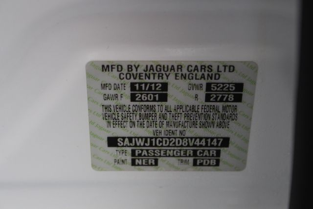 2013 Jaguar XJ AWD - PORTFOLIO PKG! Mooresville , NC 56