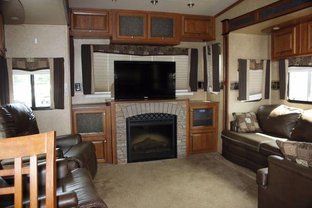 2013 Jayco Eagle Premier 361REQS Mooresville , NC 10
