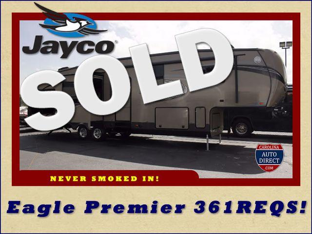 2013 Jayco Eagle Premier 361REQS Mooresville , NC 0