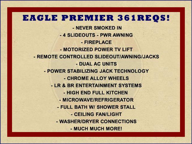 2013 Jayco Eagle Premier 361REQS Mooresville , NC 1