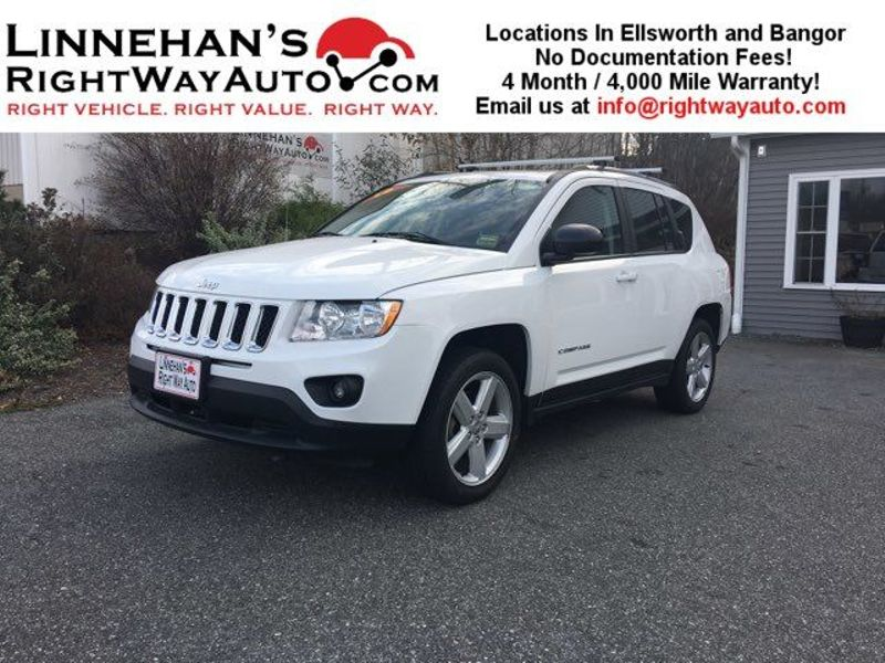 2013 Jeep Compass Limited  in Bangor, ME