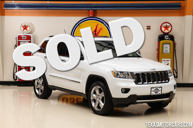 2013 Jeep Grand Cherokee Overland This Carfax 1-Owner 2013 Jeep Grand Cherokee Overland is in grea