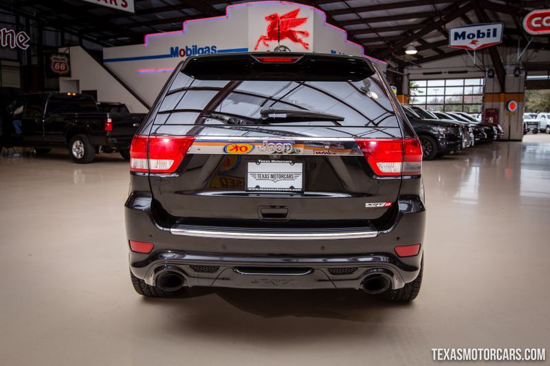 2013 Jeep Grand Cherokee SRT8 4X4  in Addison, Texas