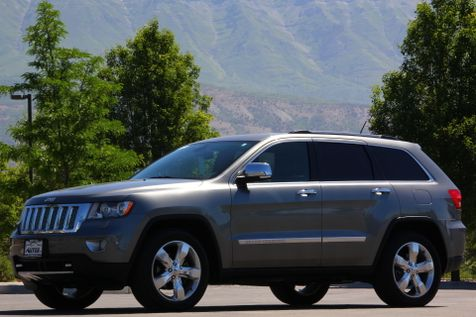 2013 Jeep Grand Cherokee Overland Summit in , Utah