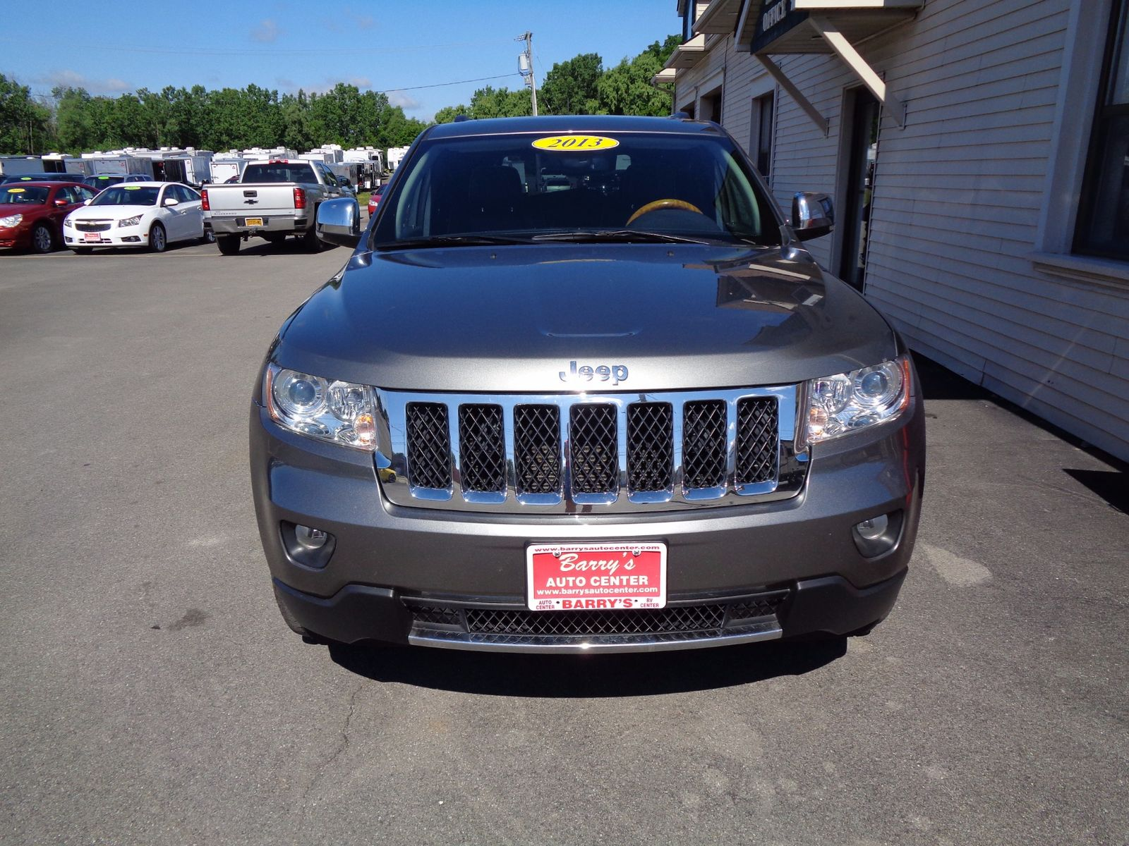used 2013 jeep grand cherokee overland. Cars Review. Best American Auto & Cars Review