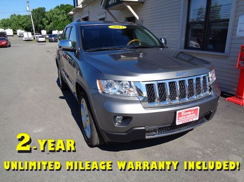 2013 Jeep Grand Cherokee Overland in Brockport