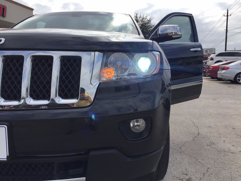2013 Jeep Grand Cherokee Overland  Brownsville TX  English Motors  in Brownsville, TX