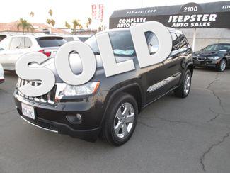 2013 Jeep Grand Cherokee Limited Costa Mesa, California