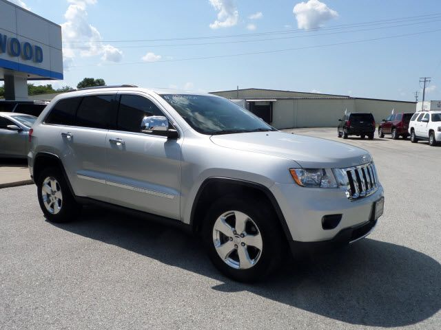 2013 Jeep Grand Cherokee Limited Harrison, Arkansas 3