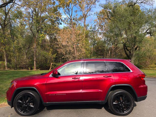 2013 Jeep Grand Cherokee Laredo Altitude Leesburg, Virginia 4