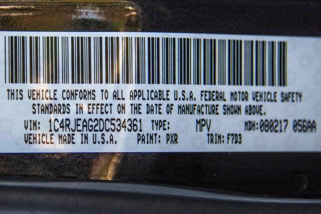 2013 Jeep Grand Cherokee Laredo - AUTO - 57K MILES - TOW PKG - NEW TIRES Reseda, CA 37