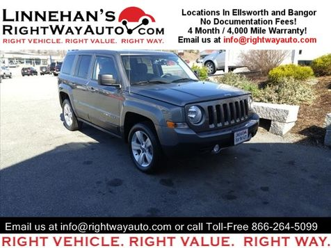 2013 Jeep Patriot Limited in Bangor