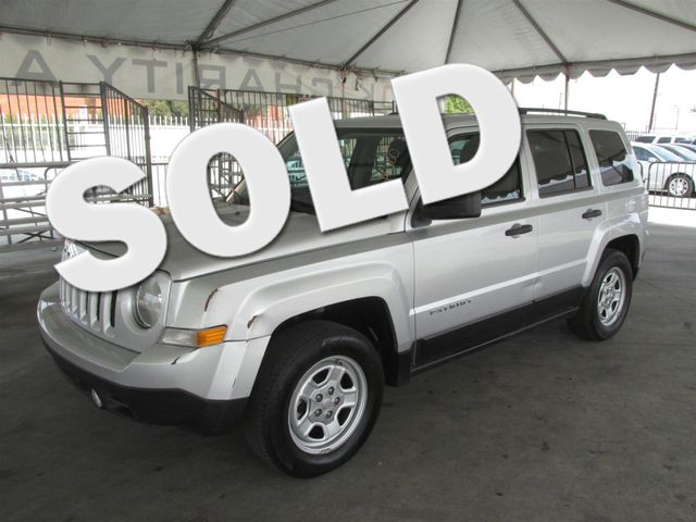 2013 Jeep Patriot Sport Please call or e-mail to check availability All of our vehicles are ava