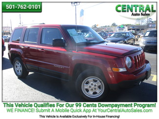 2013 Jeep Patriot in Hot Springs AR