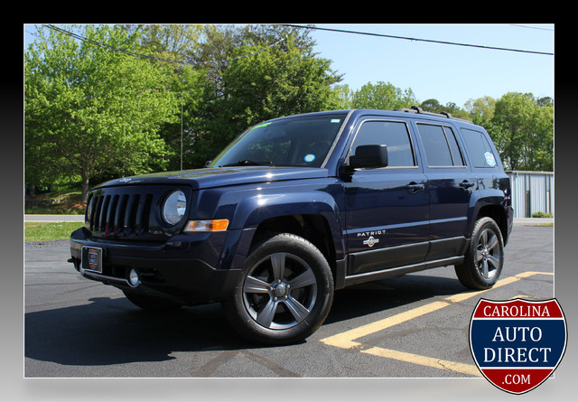 2013 Jeep Patriot Latitude-Heated Leather!! Mooresville , NC 0