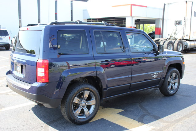 2013 Jeep Patriot Latitude-Heated Leather!! Mooresville , NC 4