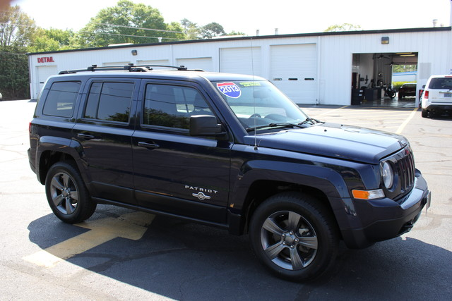 2013 Jeep Patriot Latitude-Heated Leather!! Mooresville , NC 6