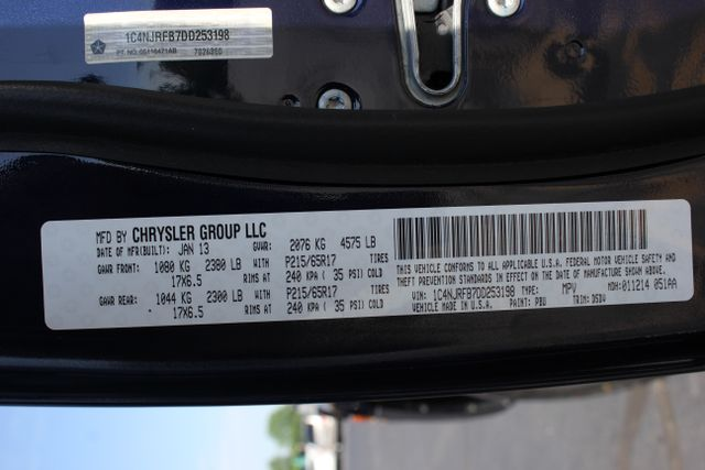 2013 Jeep Patriot Latitude-Heated Leather!! Mooresville , NC 10