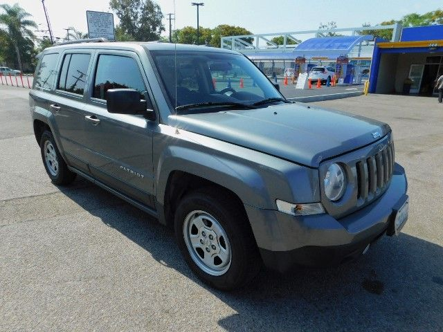 2013 Jeep Patriot Sport Limited warranty included to assure your worry-free purchase AutoCheck re