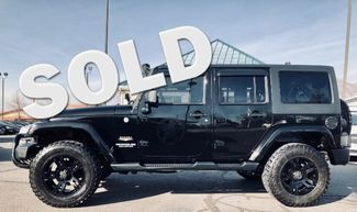 2013 Jeep WRANG UN SAH Unlimited Sahara 4WD LINDON, UT