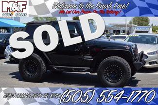 2013 Jeep Wrangler Sport | Albuquerque, New Mexico | M & F Auto Sales-[ 2 ]