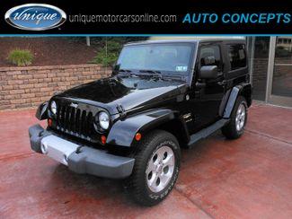 2013 Jeep Wrangler Sahara Bridgeville, Pennsylvania 3