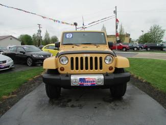 2013 Jeep Wrangler Sahara Fremont, Ohio