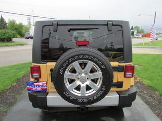 2013 Jeep Wrangler Sahara Fremont, Ohio 2