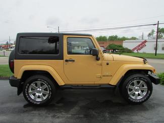 2013 Jeep Wrangler Sahara Fremont, Ohio 3