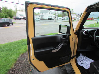 2013 Jeep Wrangler Sahara Fremont, Ohio 5