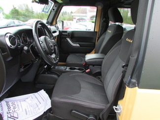 2013 Jeep Wrangler Sahara Fremont, Ohio 6
