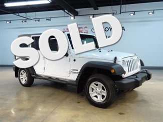 2013 Jeep Wrangler Unlimited Sport Little Rock, Arkansas 0