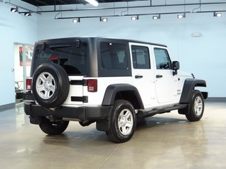 2013 Jeep Wrangler Unlimited Sport Little Rock, Arkansas 2