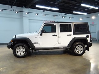 2013 Jeep Wrangler Unlimited Sport Little Rock, Arkansas 5