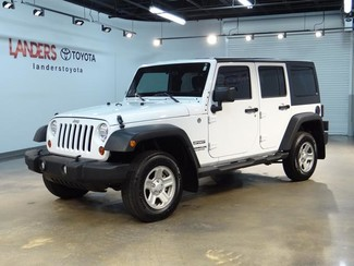 2013 Jeep Wrangler Unlimited Sport Little Rock, Arkansas 6