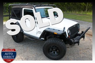 2013 Jeep Wrangler Sport - One Owner Mooresville , NC