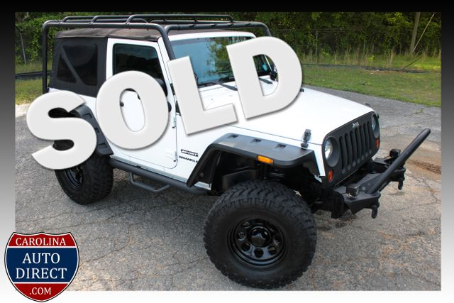 2013 Jeep Wrangler Sport - One Owner Mooresville , NC 0