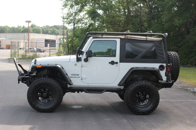 2013 Jeep Wrangler Sport - One Owner Mooresville , NC 3