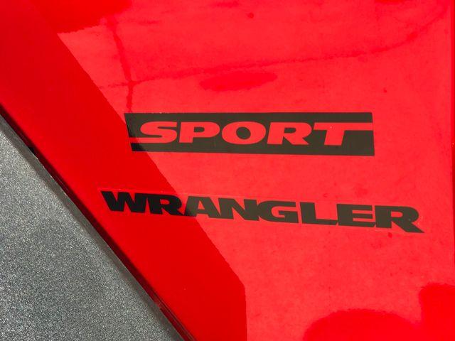 2013 Jeep Wrangler Sport Ogden, Utah 12