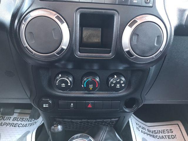 2013 Jeep Wrangler Sport Ogden, Utah 17