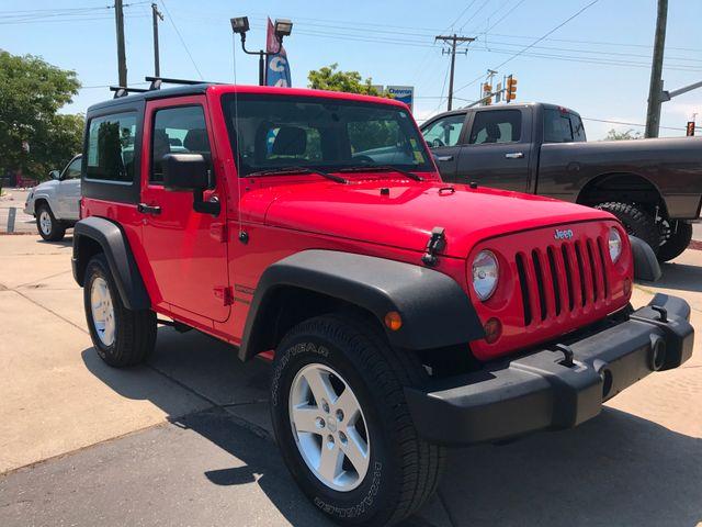 2013 Jeep Wrangler Sport Ogden, Utah 7