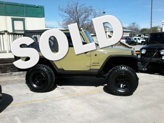 "2013 Jeep Wrangler Sport 4"" Lift San Antonio, Texas"