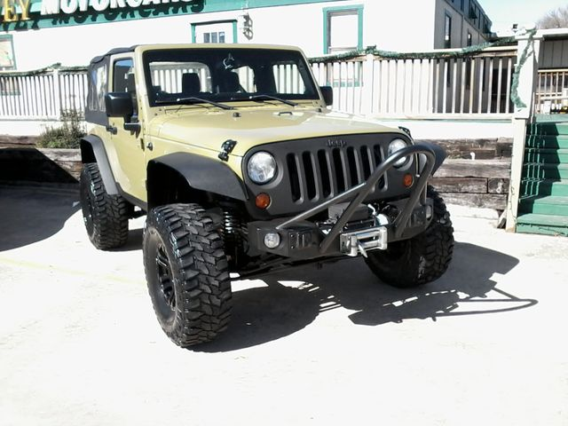 "2013 Jeep Wrangler Sport 4"" Lift San Antonio, Texas 1"