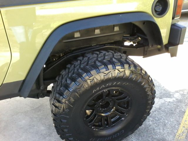 "2013 Jeep Wrangler Sport 4"" Lift San Antonio, Texas 15"