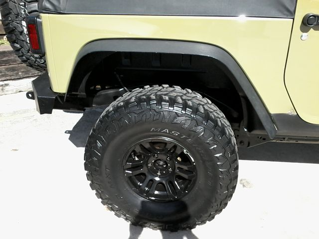 "2013 Jeep Wrangler Sport 4"" Lift San Antonio, Texas 16"