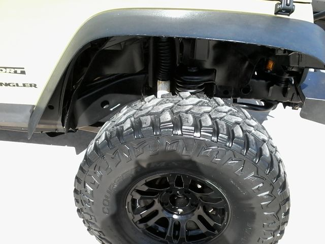 "2013 Jeep Wrangler Sport 4"" Lift San Antonio, Texas 17"