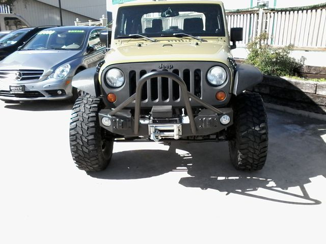 "2013 Jeep Wrangler Sport 4"" Lift San Antonio, Texas 2"