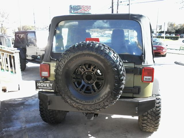 "2013 Jeep Wrangler Sport 4"" Lift San Antonio, Texas 4"